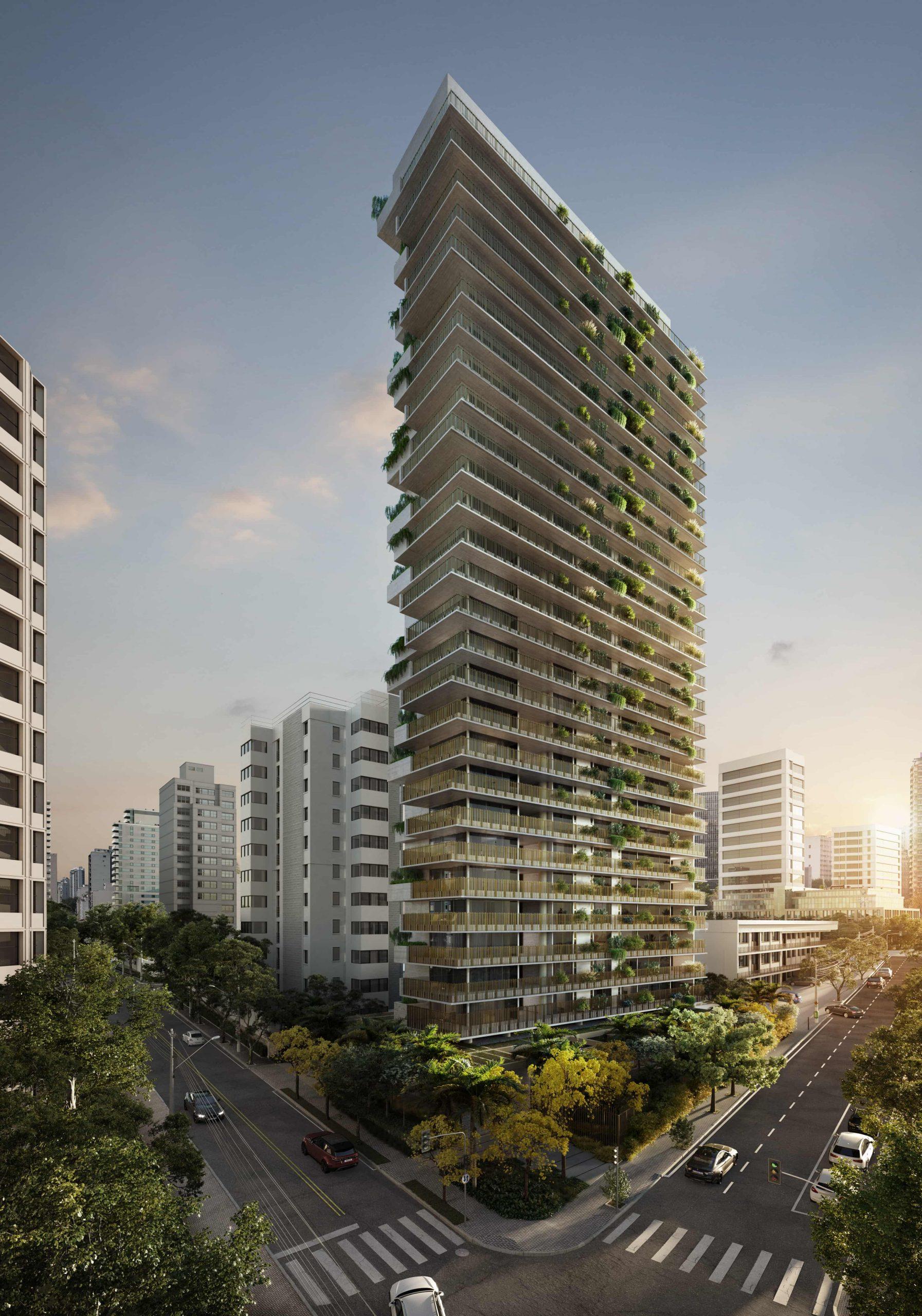 Apartamento à Venda em Moema – Edifício Ibaté