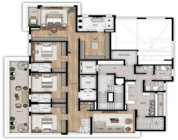 Duplex Inferior 2