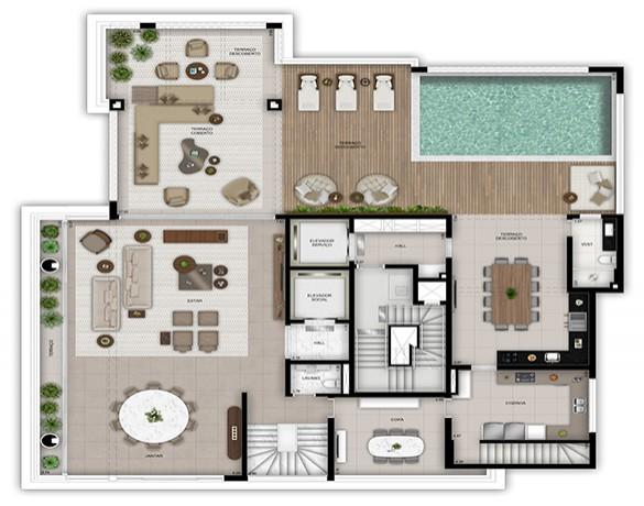 Duplex Superior 1