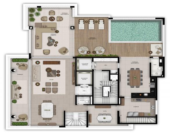 Duplex Superior 2