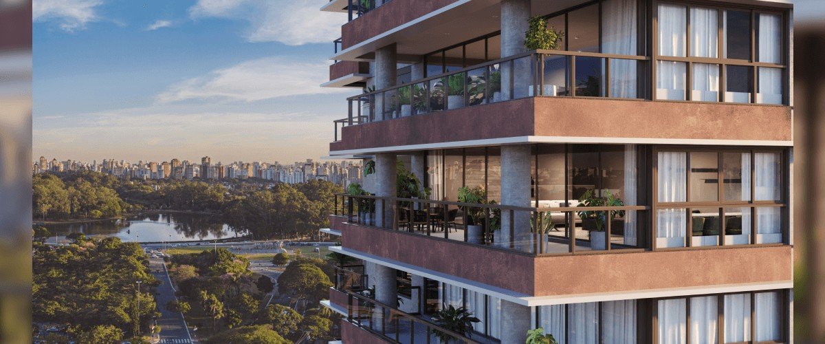Apartamento Duplex à Venda – Lake Parque Ibirapuera
