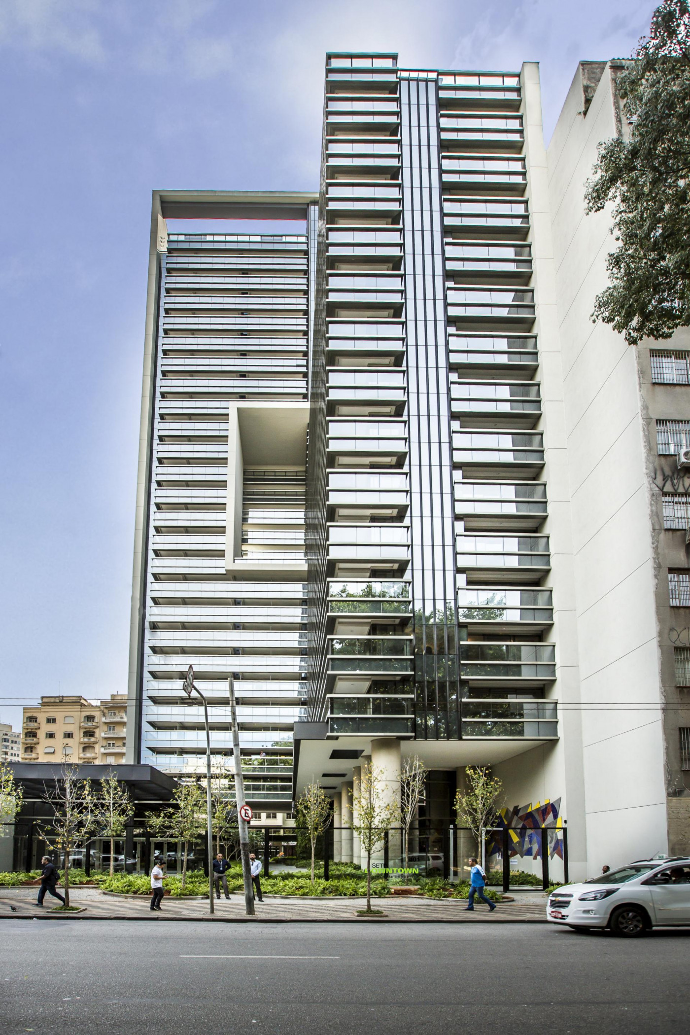 Downtown República Apartamento