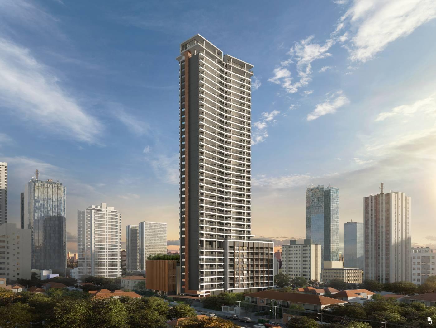 H.I. Pinheiros Apartamentos – 151 m²