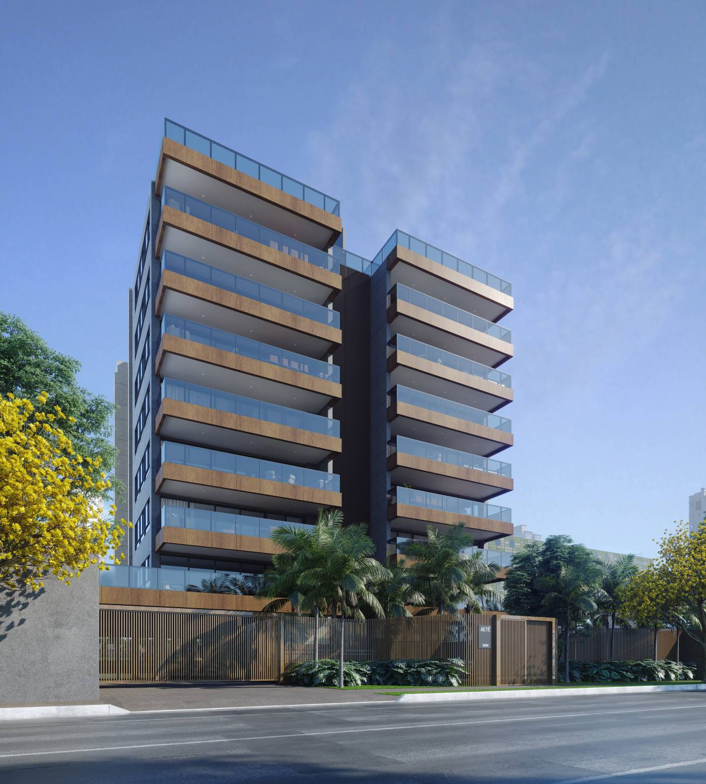 Aeté Apartamento Jardim Paulista