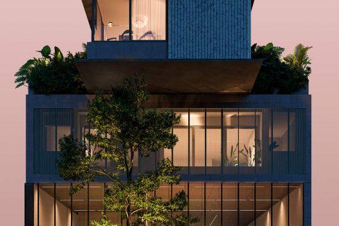 URI - Itaim Bibi - Apartamentos à Venda