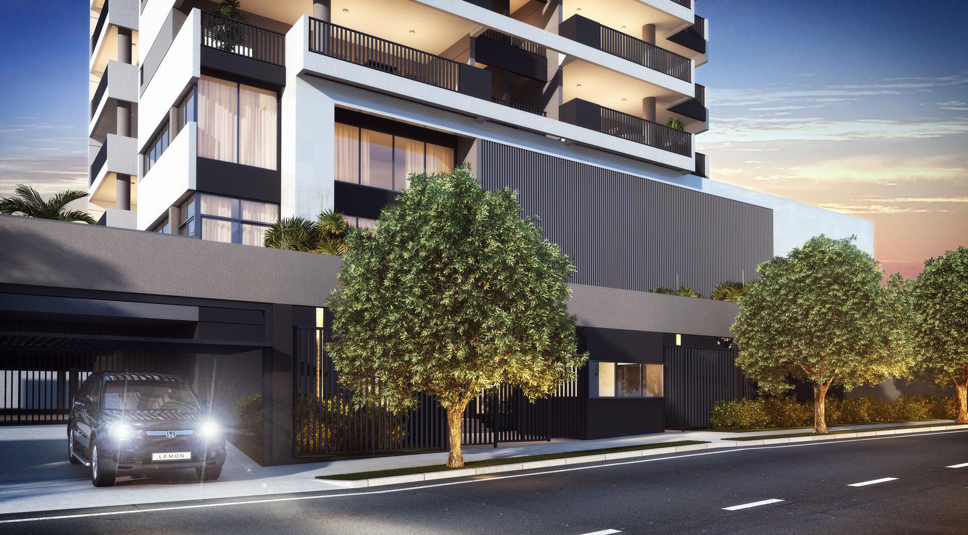 Trix Santa Cecília Residencial – 93 m² Tipo 2