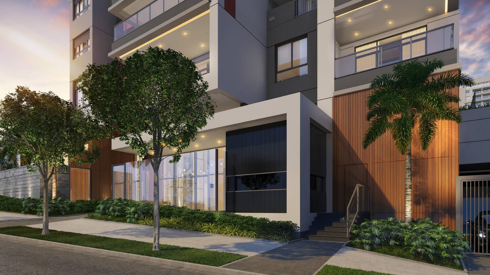Contemp Vila Mariana Apartamentos – 155 m²
