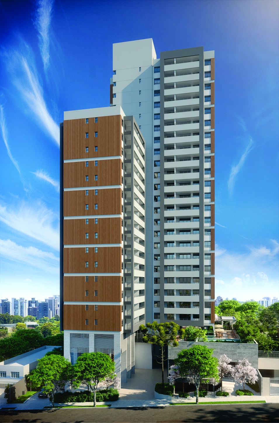 Residencial Essence Vila Mariana – 61 m²