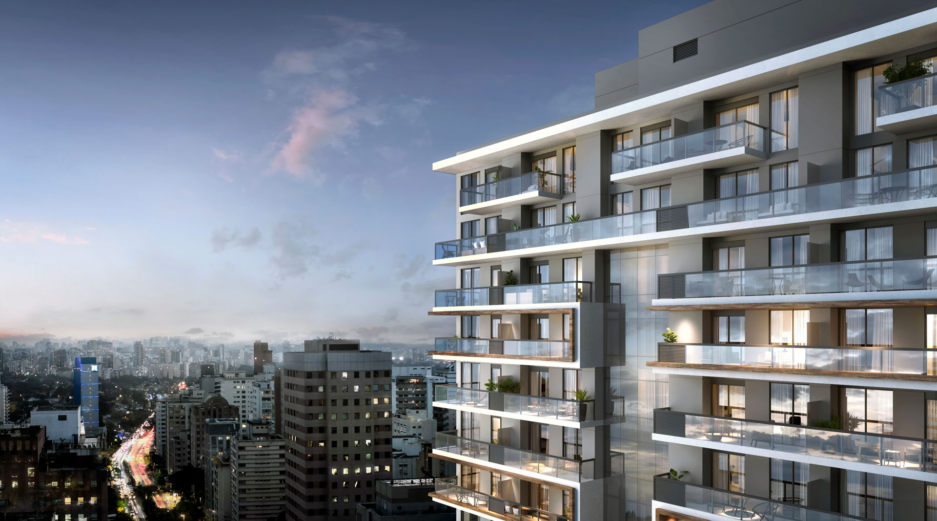 Luminus Jardins Apartamento – 79 m²