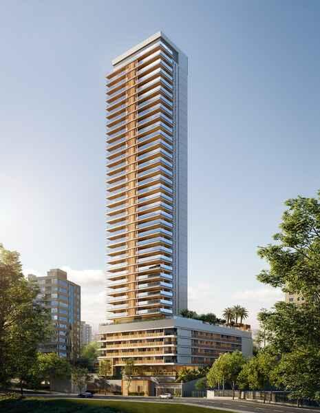 Mirant Vila Madalena – 144 m²