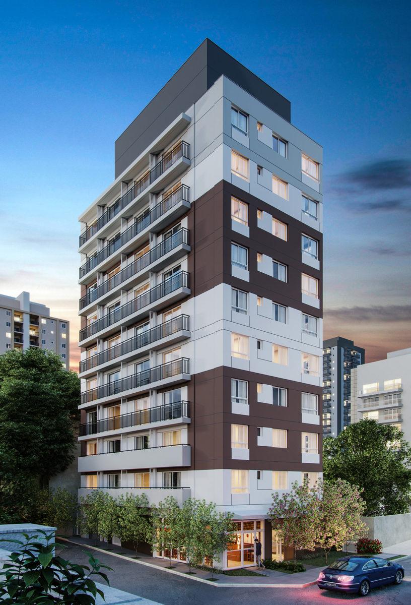 Ascent Paulista Select – 23 m²
