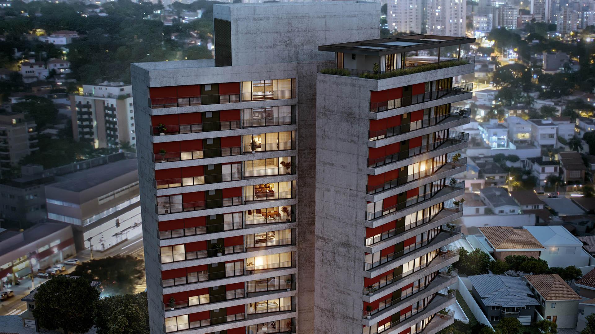 BANDEIRA VILA MADALENA – 151m²