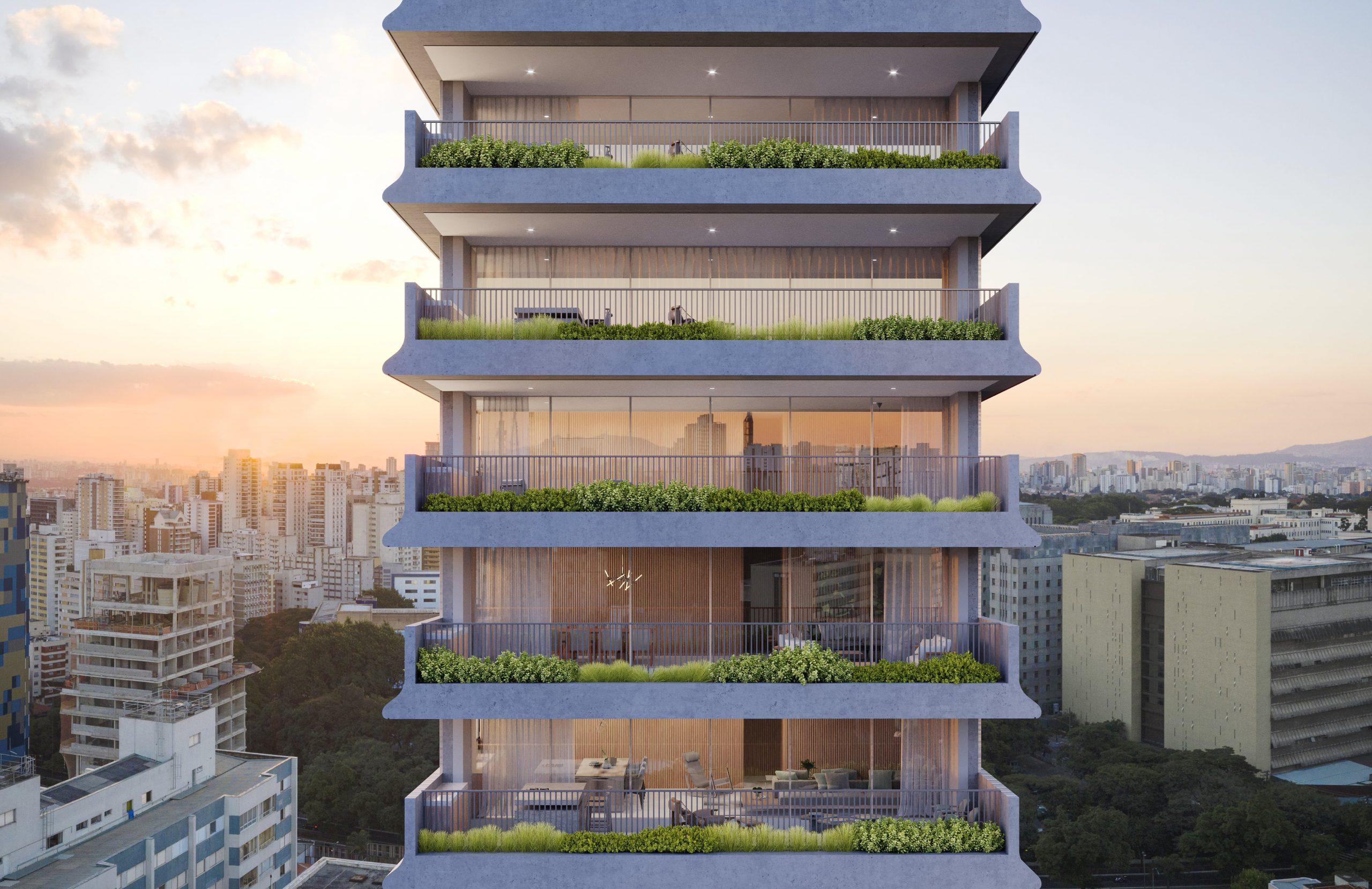 SOLO JARDINS APARTAMENTOS – 240 m²